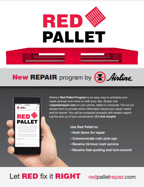 red pallet flyer thumb