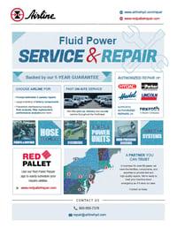 service and repair capabilities flyer thumb